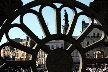 Photo de ville La déesse, Grand Place de Lille