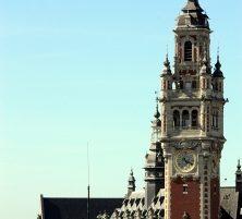 photo de ville Lille Le beffroi de la chambre de commerce