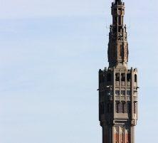 photo de ville Lille Le beffroi de l'hôtel de ville