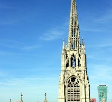 photo de ville Lille L'église Saint-Maurice