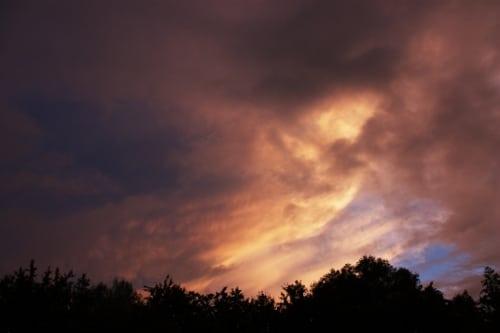 photo lumière golden hour Coucher de soleil