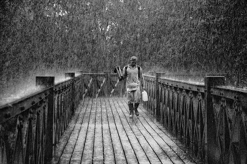 photo noir blanc - Photo