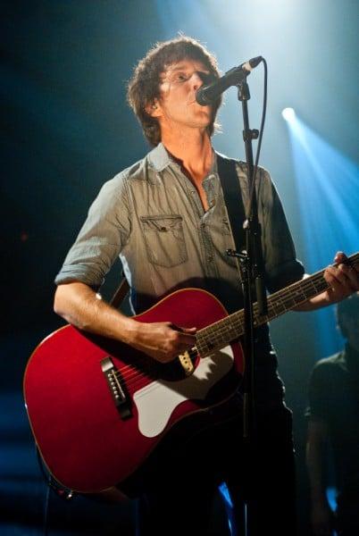 Photo de concert guitariste guitare chanteur Luke @VLG