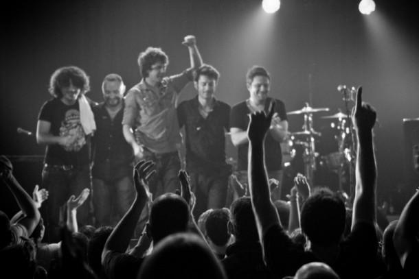 Luke @VLG photo de concert