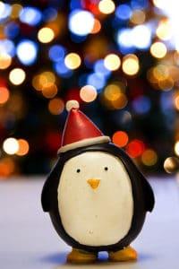 Joyeux noel photo bokeh lumières de Noël