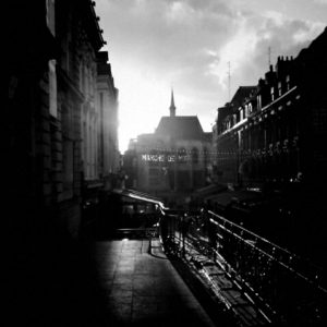 iPhonographie Phonographie photo de rue iphone smartphone noir et blanc