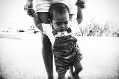 Apprendre à marcher enfant