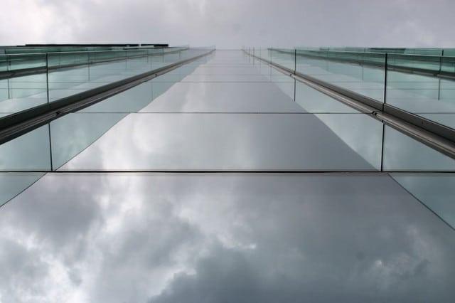 Photo building immeuble Frankfurt Germany