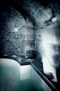 photo Fantôme piscine vitesse obturation