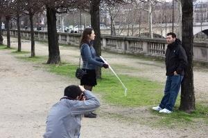 Usage du réflecteur pour du portrait en lumière naturelle MonCoursPhoto.fr