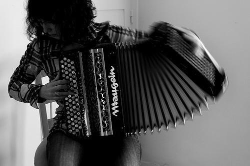 photo accordéon