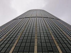 Tour Montparnasse immeuble droit photographie
