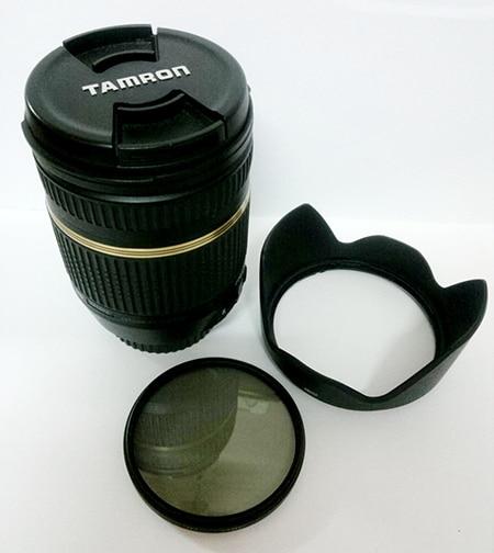 (SOLD) Used Tamron AF 18-270mm lense optique objectif