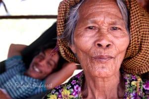 Cambodge Cardamones photo de voyage femme