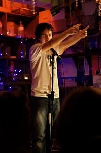 Comedy in Dublin photo chanteur
