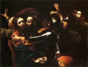 La Capture du Christ, Le Caravage inspiration créativité photo