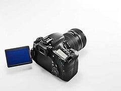 Canon 600D appareil photo