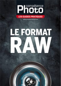 Compétence Photo: Le format RAW couverture