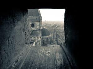 photo composition aérien lumière ville profondeur de champ cadre