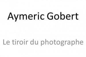Aymeric Gobert logo le tiroir du photographe