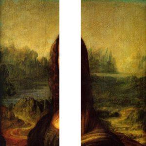 Léonard de Vinci «La Joconde», 1503 1506 détail explication deux parties