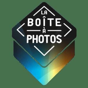 Logo application photo la boîte à photos