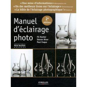 Couverture du Manuel d'eclairage photo