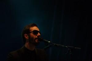 photo de concert chanteur