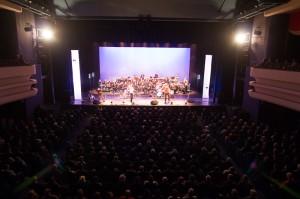 Photo de concert mode M 11mm 1/25ème 1600 ISO