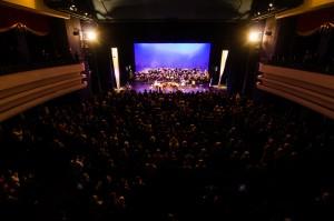 Photo de concert mode M 11mm 1600 ISO 1/40s f/4