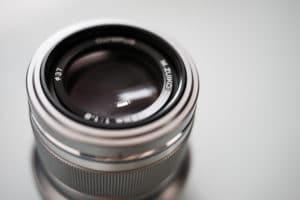 Olympus 45mm f/1.8 objectif photo