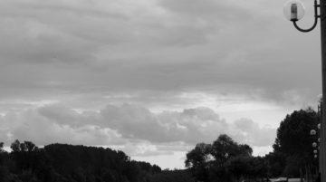 photo paysage noir et blanc mauvaise composition