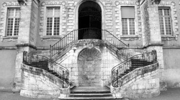 photo escalier mauvais cadrage