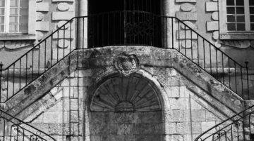 photo escalier cadrage
