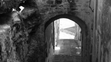 photo arche cadrage exposition focale fixe