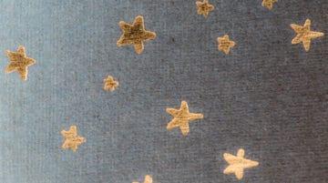 Macro abstraite photo Le Petit Prince etoiles