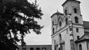 Monastère de Tyniec, Pologne