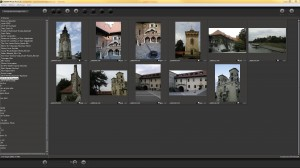 Sigma Photo Pro interface logiciel