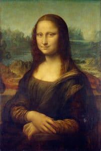 Mona Lisa Leonardo da Vinci la Joconde