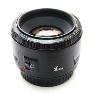 canon ef 50mm f 1/8 objectif