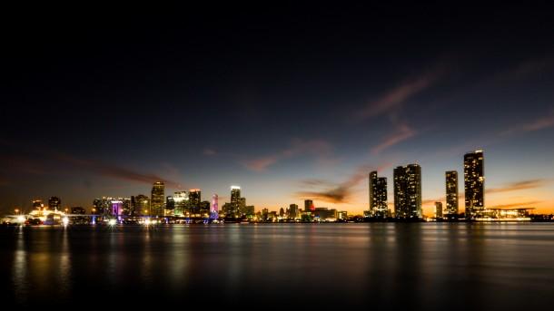 ISO 160, f/22, 40s photo ville la nuit