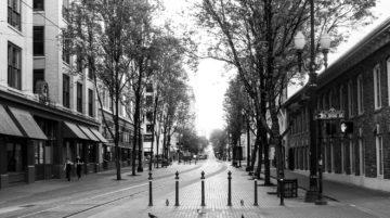 Portland, Oregon photo de rue