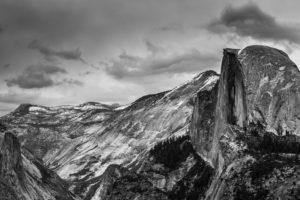 Half Dome, Yosemite : 45mm, f/8, 1-400, ISO 160