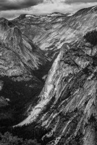 Yosemite : 45mm, f/8, 1-400, ISO 160