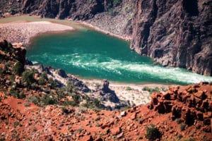 Colorado River, Grand Canyon : 300mm, f/5.6, 1/1000, ISO 250
