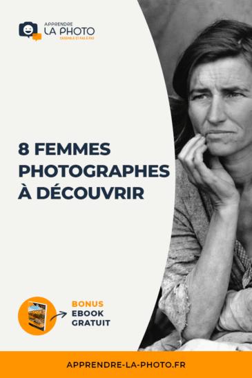 8 femmes photographes à découvrir