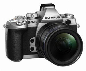 Olympus OM-D E-M1 écran orientable