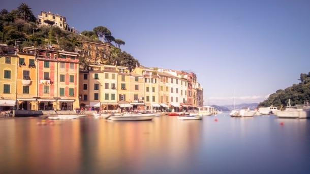 Portofino, en Italie photo de paysage