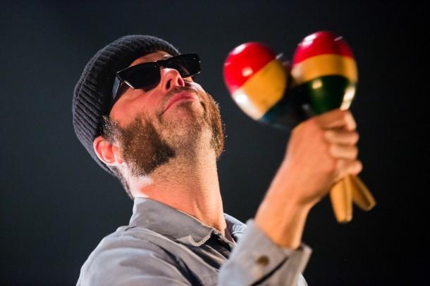 optimiste maracas concert photo