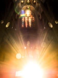 inspiration cathédrale lumière